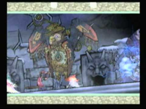 let s play okami episode 155 the clockwork owls youtube