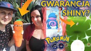 TRICK NA GWARANTOWANEGO SHINY W POKEMON GO!? + PokeMeet Warszawa