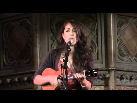 Kina Grannis live in London - Fix You