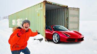 Купили контейнер из Китая на аукционе! Неожидали найти там это...