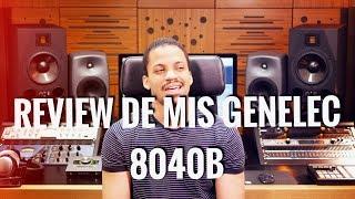 review de mis Genelec 8040B y comparacin con Adam A8x