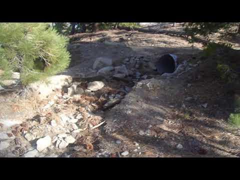 Old Footage: 12/16/18- Hike to Peak 6350 Near Camp Glenwood- Pt. 1/5