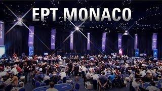Evento Principal del EPT 10 Monte Carlo de 2014, Mesa final -- PokerStars