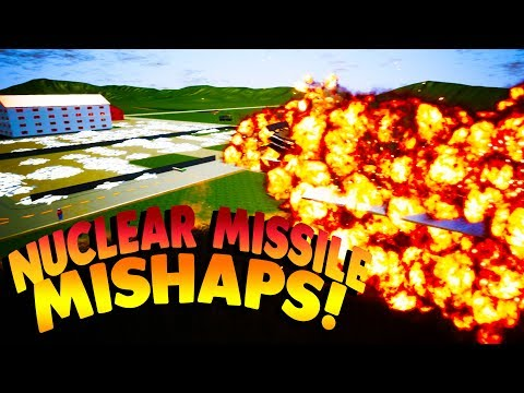 Brick Rigs Game | NUCLEAR MISSILE FACILITY! | Lets Play Bric