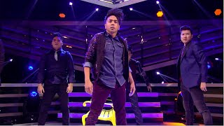 QUEST CREW ABDC8 Week 4 PERFORMANCE [Official Video]