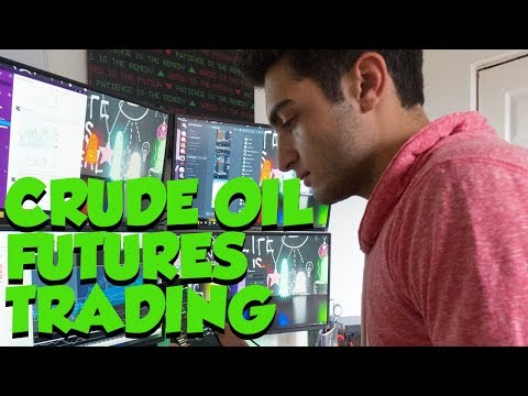 ANOTHER GREEN DAY TRADING CRUDE OIL FUTURES +$400