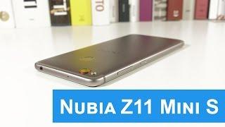 Recensione Nubia Z11 Mini S