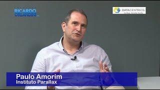 Programa de 23/05/2018 com o administrador de empresas Paulo Amorim