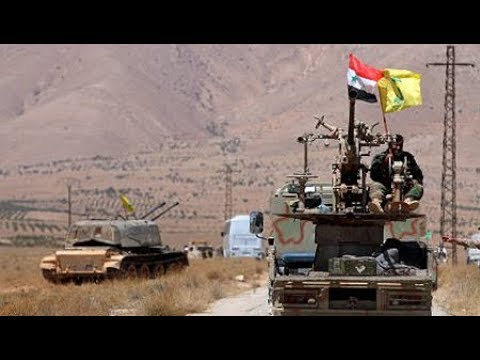 Hezbollah's Victory Over ISIS Undermined as US Bombs Evacuation Route