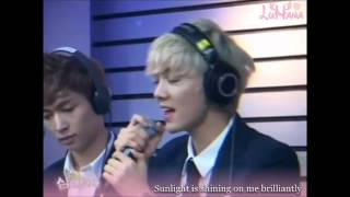 EXO-M - Lucky (Chinese ver.) [COVER]