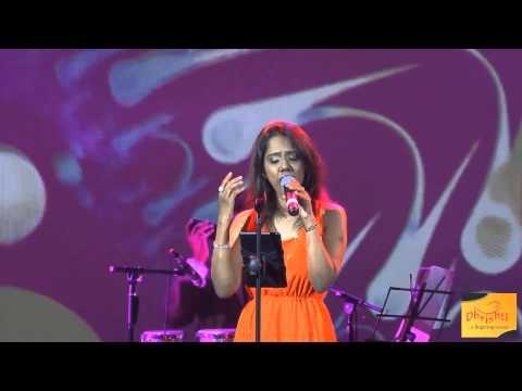 Mera kuchh saman [Mahalakshmi Iyer Live presented by Dhrishti at The Meadows Club]