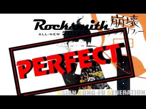 Asian Kung-Fu Generation - Haruka Kanata - Rocksmith 2014 Bass 98.9%