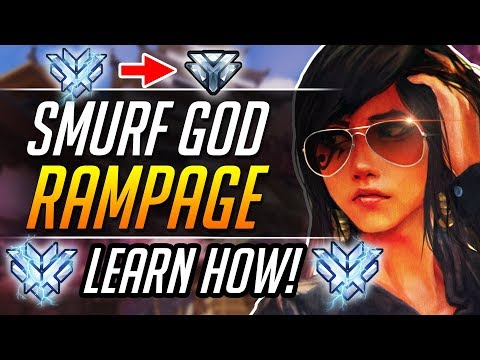 SMURF PHARAH - Pro Tips Gameplay Guide | Overwatch Guide