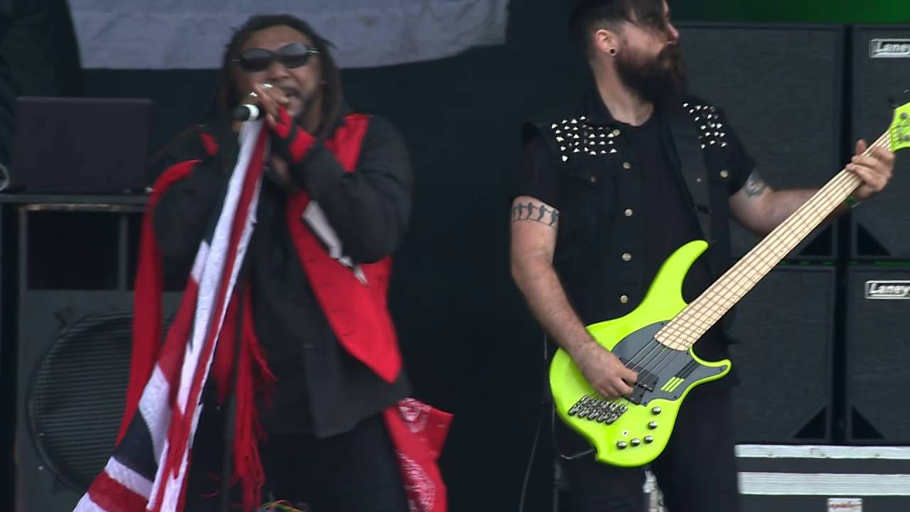 Skindred - Proceed With Caution (Live At Wacken Open Air 2015) [Bluray/HD]