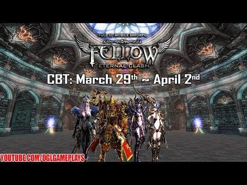 Fellow: Eternal Clash CBT Gameplay (By GOBOOGIE GAMES