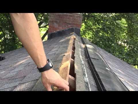 Attic Ventilation - Ridge Vent