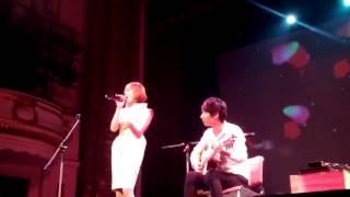 Nếu Như Anh Đến   Văn Mai Hương live cực chất  ft Guitar  Sungha Jung