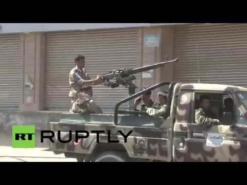 Yemen: Sanaa in Houthi hands as they demand power sharing deal