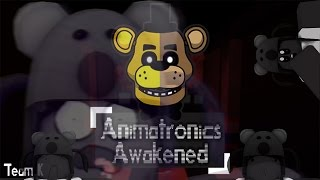 ROBLOX Gaming :Animatronics Awakened!| finally ( ͡° ͜ʖ ͡°)