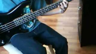 20 dollar nose bleed fall out boy bass cover