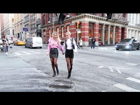 ONZE CAMPAGNESHOOT VOOR MAYBELLINE IN NYC! | BLONDE TIGERS - VLOG #145