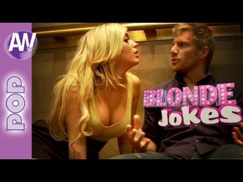 Blonde Jokes - Yell For Help