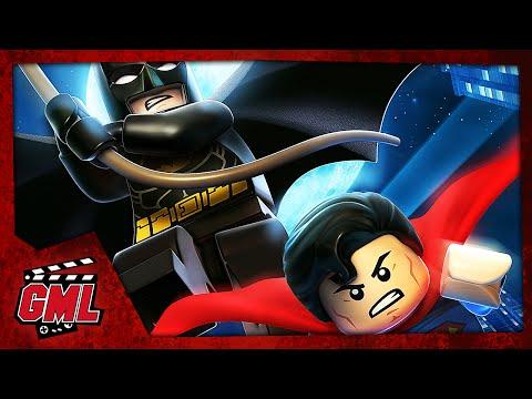 LEGO Batman 2 : DC Super Heroes - Film complet Français