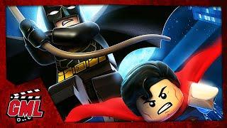 LEGO BATMAN 2 : DC SUPER HEROES - FILM JEU COMPLET EN FRANCAIS