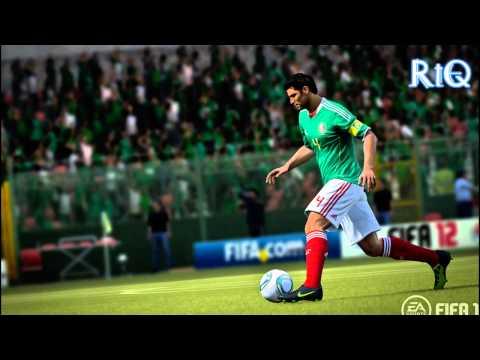 FIFA 12 | 2 NEW Screens Feat. America's cover stars