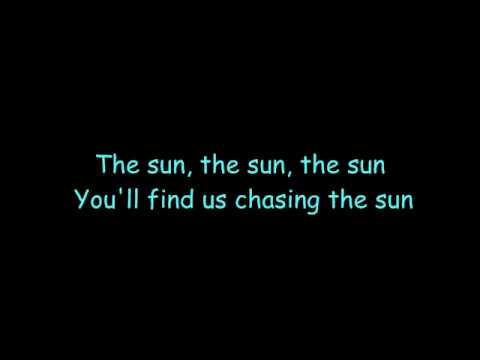 The Wandet - Chasing The Sun