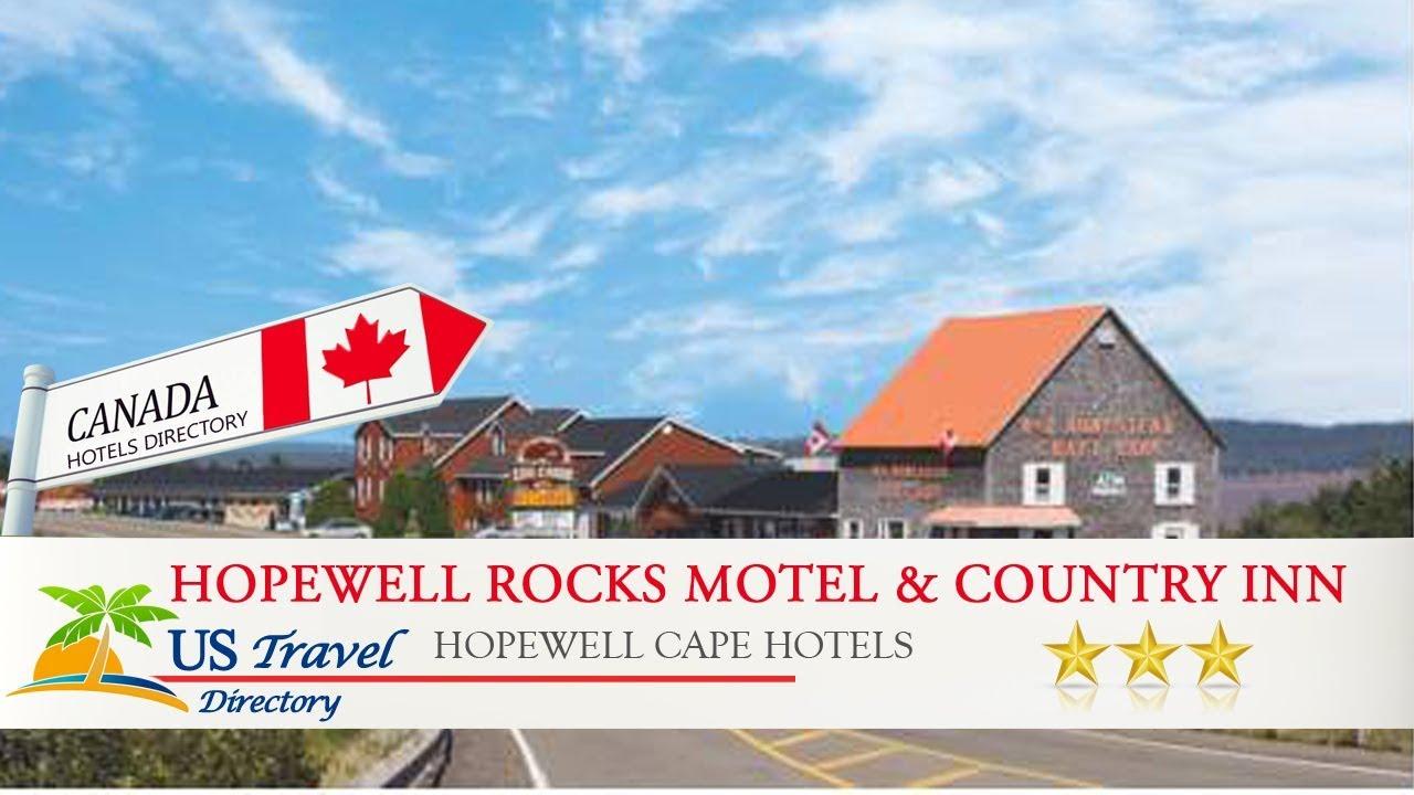 Hopewell Rocks Motel Country Inn Cape Hotels Canada