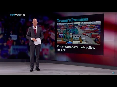 Trump to scrap existing free trade agreements