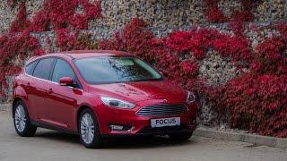 Ford Focus 1.5 EcoBoost 150 hp 5 door Titanium Candy Red