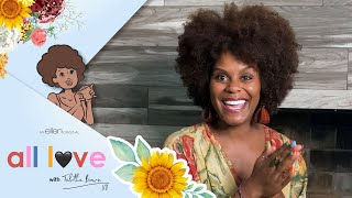 'All Love' with Tabitha Brown: Tabitha Gives Us a Glimpse at Her Best Quarantine Self-Care Practices