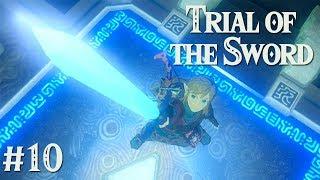 THE FINAL BATTLE: Zelda BotW Trial of the Sword #10