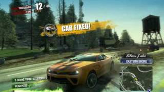 Burnout Paradise (PC) Gameplay - Road Rage Max Settings on NVIDIA 9500GT 512MB