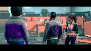 Saints Row: The Third - Part 1 - When Good Heists Go Bad -