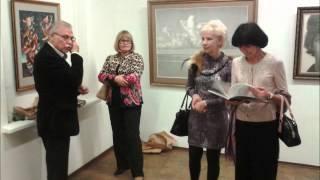 видео Музей Глазунова в Москве: адрес, часы работы. Художник Глазунов Илья Сергеевич