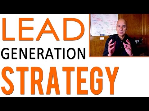 Lead Generation Strategy for Finding New Customers