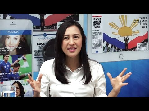Belmonte says Duterte prefers her over rival Bing Bong for mayoral post