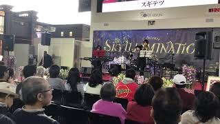 空港音楽祭   スギテツ  ひるカフェテーマ   生演奏