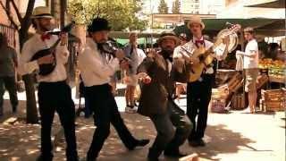 El Cuarteto del Amor - Melón Melocotón (videoclip) HD