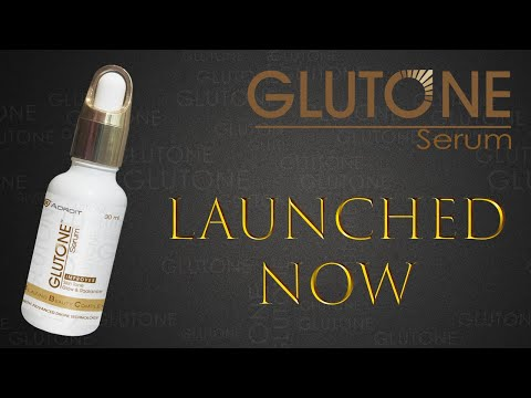 #GlutoneSerum - A Luxury Skincare Product Now Launched | ORDER NOW