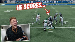 Barry Attempts to Carry the Whole Squad... Wheel of MUT! Ep. #70