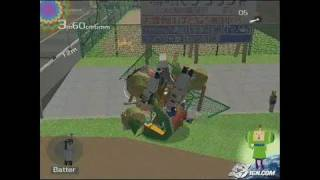 Katamari Damacy PlayStation 2 Gameplay - Hurricane