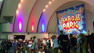 2017年8月20日@代々木公園 B-BOY PARK 2017 FINAL CRAZY-A / 「B」の定...