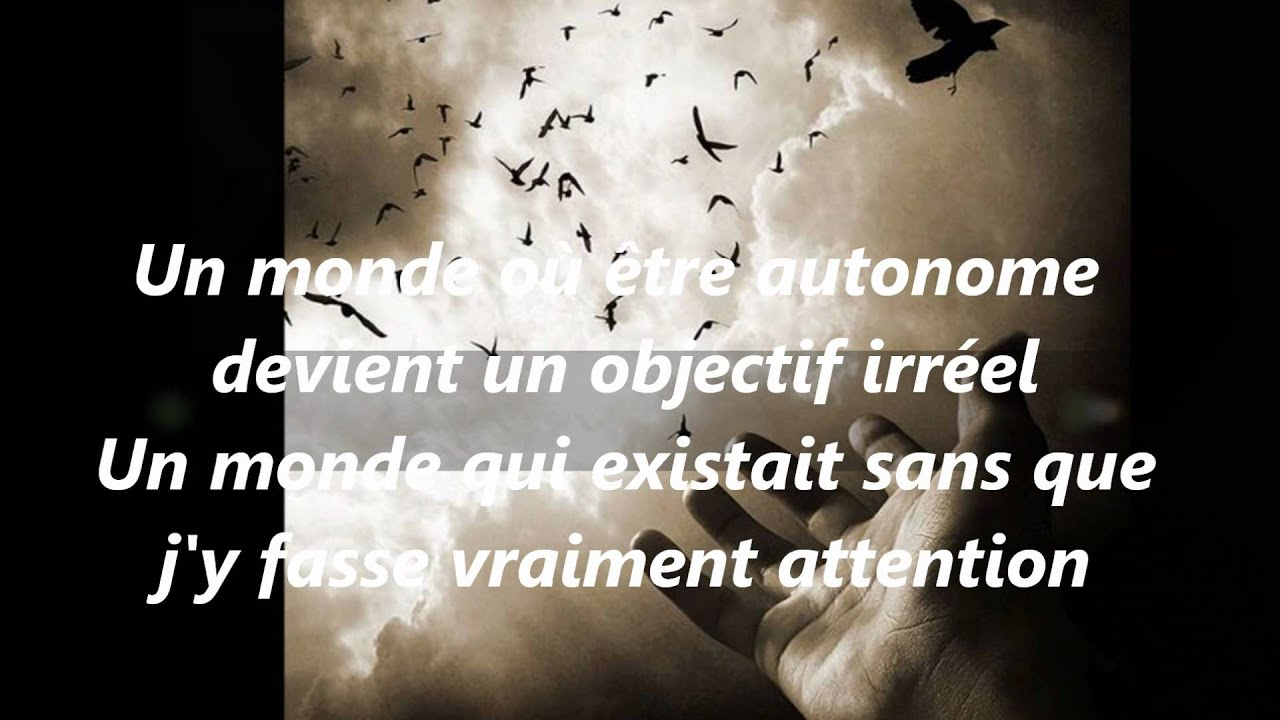Rencontres lyrics