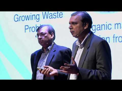 Turning garbage into resources | Iftekhar Enayetullah & Maqsood Sinha | TEDxDhaka