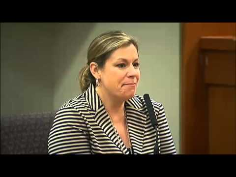 Andrea Sneiderman Trial.  Andrea's Dad & Friends Impact Statements