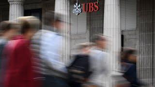 La banque suisse UBS condamnée à une amende record de 3,7 milliards d